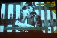 GPO postwoman
