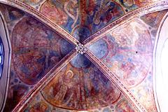 DE - Cologne - Frescos at St. Maria Lyskirchen