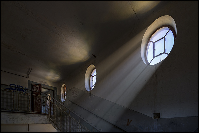 staircase rays