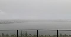 Rainy Day in Perth
