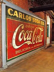 Carlos' Coca-cola