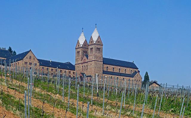 Abtei St Hildegard in Rüdesheim