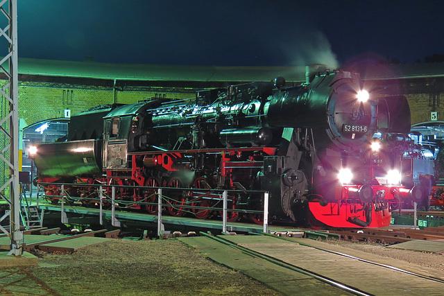 52 8131-6 der Eisenbahnfreunde Salzwedel e.V.