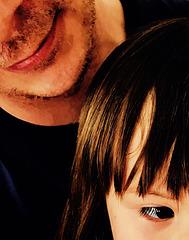 Pere et fille