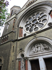 st joseph highgate hill, london