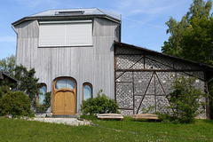 Goetheanum - barn
