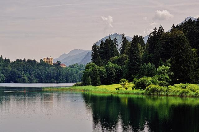 Die Kinderstube vom Kini - The nursery of King Ludwig II of Bavaria