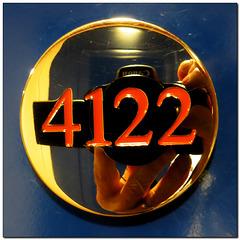 Cabine 4122