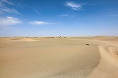 Taklamakan-Wüste, China