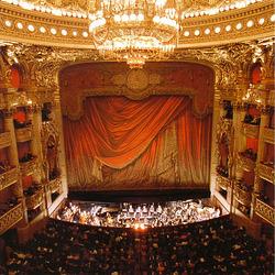 La Operejo Garnier en Parizo