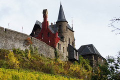 Cochem le château