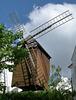 Paris -Moulin Radet over the Moulin de la Galette