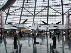 Salzburg Airport-Hangar 7: Lockheed P-38 Lightning