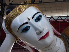 liegender Buddha -1