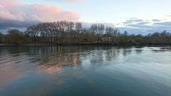 Les bords de Seine à La Roche Guyon