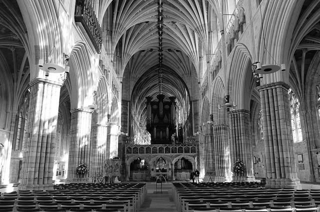 The Cathedral Church of St Peter in Exeter