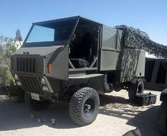 Vehicle at BEquinox (6473)