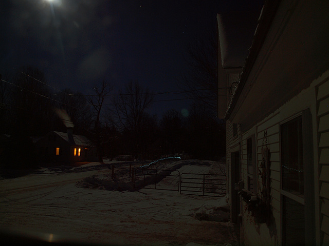 full moon new year