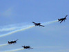 Aerobatics display