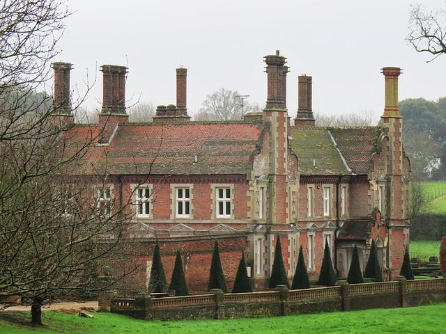 thursford hall, norfolk