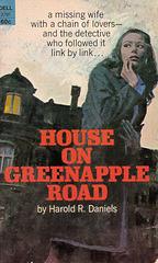 Harold R. Daniels - House on Greenapple Road