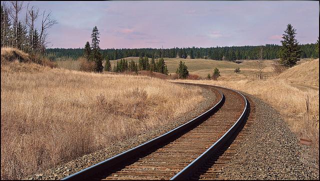 Cariboo Chilcotin Landscape