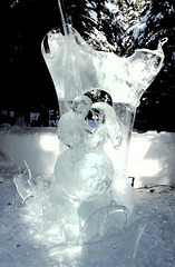 2019 ice carving competition 4