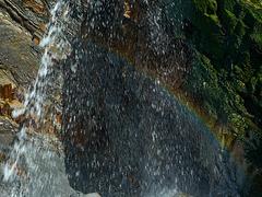 Cornwall - Sandymouth - Waterfall No.1