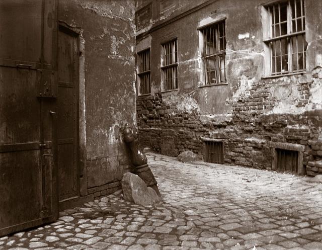 Heinrich Zille: La malnova Berlino