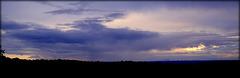 Madrid Skyline from near Valdemorillo