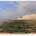 Seven Sisters from Birling Gap  - 9 7 2018