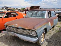 1966 Studebaker Wagonaire