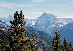 Bergwelt in Südtirol