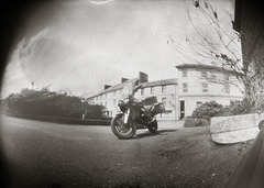 Brecon pinhole photography workshop