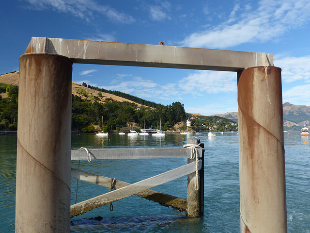 A View From Main Wharf - 28 February 2015