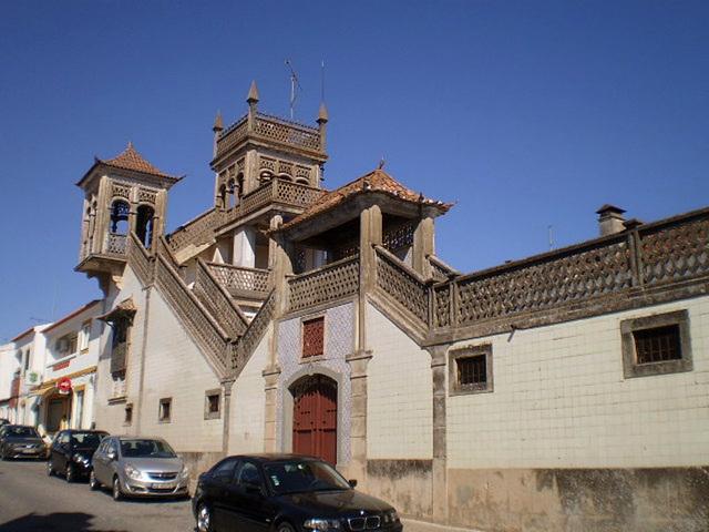 House of Dona Maria.
