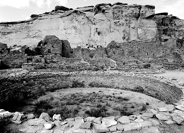 Chaco Valley New Mexico