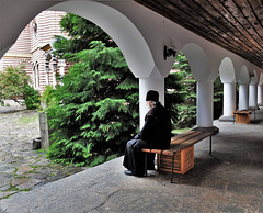 Innere Einkehr im Rila Kloster - HBM