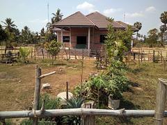 Résidence laotienne de luxe