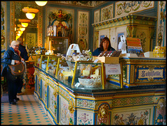 Historischer Milchladen Dresden