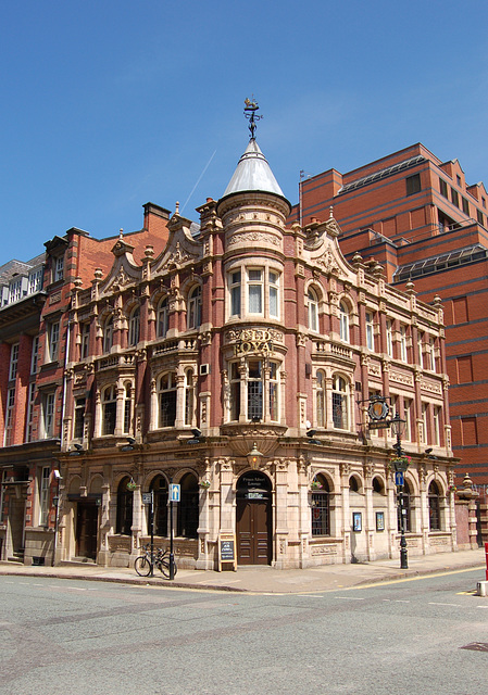 Old Royal Pub, Cornwall Street, Birmingham