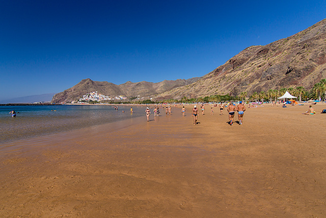 Canary Islands - Tenerife - Playa de Las Teresitas