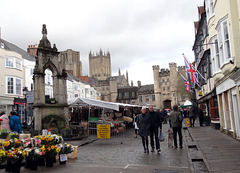 City of Wells Somerset