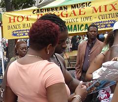 Hot reggae mix time