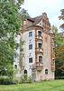 Freyenstein, Schlossruine