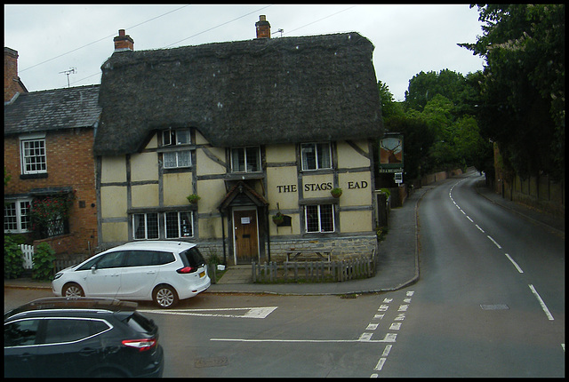 The Stags Head at Wellesbourne
