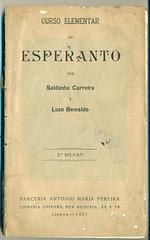 Saldanha Carreira, Curso Elementar, 1931