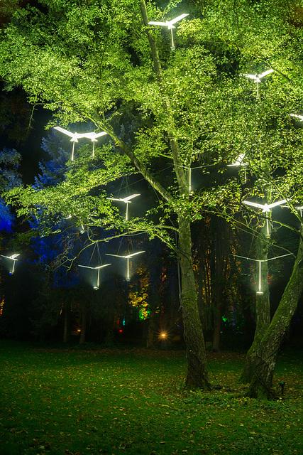 Unna Stadtlichter 2015