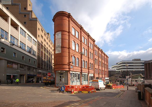 Pinfold Street, Birmingham, West Midlands