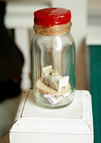 Message in a Bottle No. 72 (Take 2)